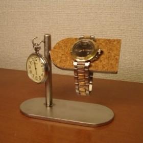 クリスマスに 腕時計&懐中時計スタンド
