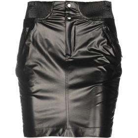 《期間限定セール中》ISABEL MARANT レディース ミニスカート ブラック 36 シルク 100%