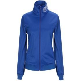 《期間限定 セール開催中》GIVENCHY レディース スウェットシャツ ブライトブルー 34 ポリエステル 100% / レーヨン / ナイロン / ポリウレタン