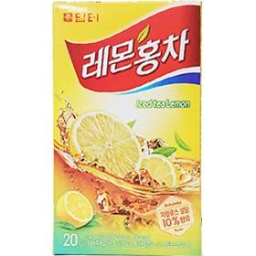 【ダムト】 レモン紅茶(粉) 14g20包