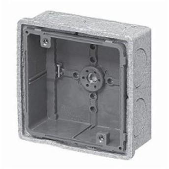 未来工業 【お買い得品 50個セット】埋込四角アウトレットボックス 中形四角深型 断熱カバー(5mm厚)付 CDO-4BDH_50set