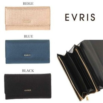 SALE50%OFF EVRIS エヴリス メタリックグリットパターンウォレット 371721002101