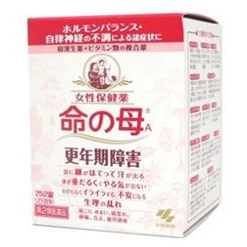 【第2類医薬品】命の母A 252錠【小林製薬】