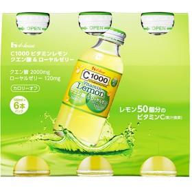 C1000 ビタミンレモン クエン酸&ローヤルゼリー (140mL6本入)