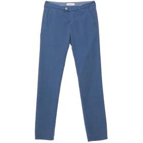 《セール開催中》OAKS メンズ パンツ ブルーグレー 29 コットン 84% / 麻 16%