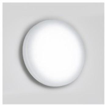 オーデリック LED一体型バスルームライト FCL30W相当 丸型 防雨・防湿型 壁面・天井面・傾斜面取付兼用 昼白色タイプ OG254317