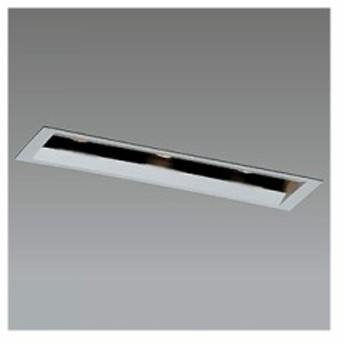 山田照明 LED一体型ダウンライト ラインアジャスタブルタイプ ダイクロハロゲン35W×3相当 電球色 配光角度21° 天井切込穴45×190mm 電