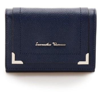 サマンサタバサ エルモシリーズ 新色 かぶせ折財布 レディース ネイビー FREE 【Samantha Thavasa】