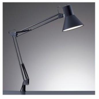 山田照明 LEDスタンドライト クランプ式 セード形状 白熱灯60W相当 ブラック 《Zライト》 Z-108LEDB