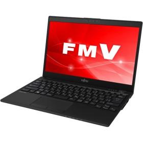 富士通 FMVU90C3B ピクトブラック LIFEBOOK UHシリーズ [ノートパソコン 13.3型液晶 SSD256GB]