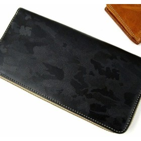 90448ffee472 牛革型押しエナメルクロコ(黒)ラウンドファスナー長財布デス。 通販 ...