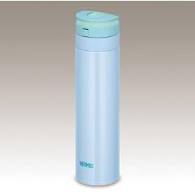 サーモス JNS-450BL 水筒 450ml ブルー 魔法瓶 ケータイマグ