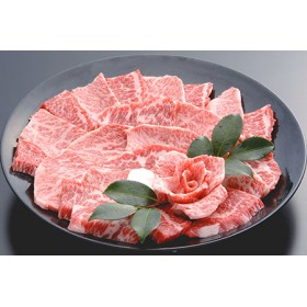 【4等級以上の未経産牝牛限定】近江牛カルビ焼肉