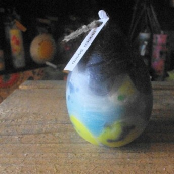 キャンドル egg中サイズ d84