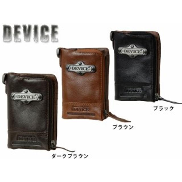 d6d4e193f586 DEVICE gear 二つ折り財布 本革 メンズ ブランド dpl-40058 3932636 通販 ...