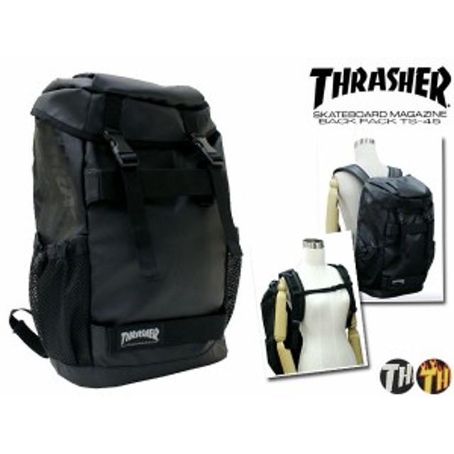 483b0e72f84f 送料無料】THRASHER(スラッシャー)THRPN バックパック(ボード用ベルト ...