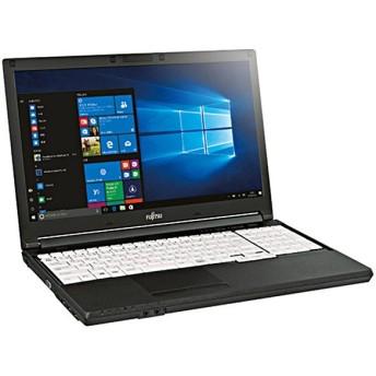 ノートパソコン office付き 新品 同様 富士通 FMV LIFEBOOK A576/S FMVA2400H KINGSOFT Office 15.6型 HD 500GB Windows10 Core i3 PC 安い 訳あり