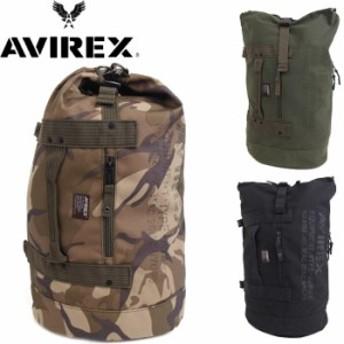 AVIREX アビレックス バッグ 4way ボストンバッグ メンズ レディース イーグルシリーズ ブラック カーキ 迷彩 AV