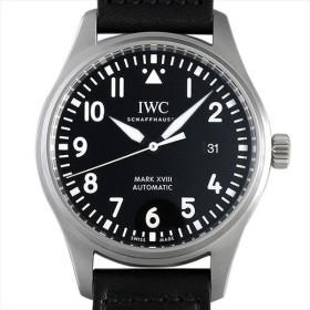 48回払いまで無金利 IWC パイロットウォッチ マーク18 IW327009 新品 メンズ 腕時計