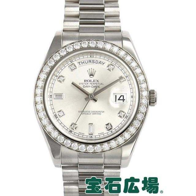 innovative design 458d7 14c84 ロレックス ROLEX デイデイトII 218349A 中古 メンズ 腕時計 ...
