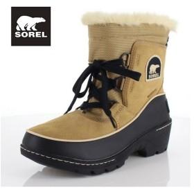 ソレル SOREL NL2532 373 レディース ブーツ ティボリ lll  Tivoli lll ベージュ 保湿性 防寒 防滑 ウィンターブーツ スノーブーツ