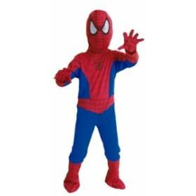 ハロウィン 衣装 子供 コスプレ 男の子 スパイダーマン Spiderman 仮装 コスチューム ハロウィンパーティー ハロウイ