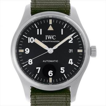 48回払いまで無金利 IWC パイロットウォッチ マーク18 トリビュートトゥマーク11 1948本限定 IW327007 中古 メンズ 腕時計 キャッシュレス5%還元