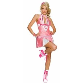 ハロウイン コスプレ 衣装 仮装 コスチューム プレイボーイ Playboy Cheerleader イベント ハロウィンパーテ