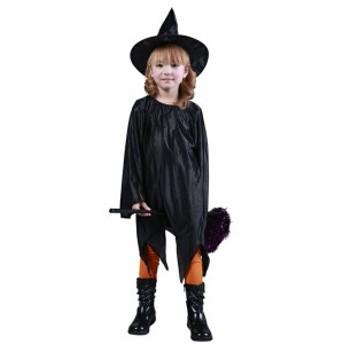 ハロウィン 衣装 子供 コスプレ女の子 スタンダードウィッチガール 仮装 コスチューム ハロウィンパーティー ハロウイン イベン