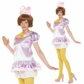 ハロウィン コスプレ ディズニー 衣装 ディズニー  衣装 大人 仮装 パステル デイジー Daisy 95605 ディズニ