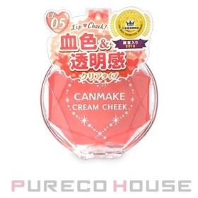 CANMAKE (キャンメイク) クリームチーク #CL05 クリアハピネス【メール便可】