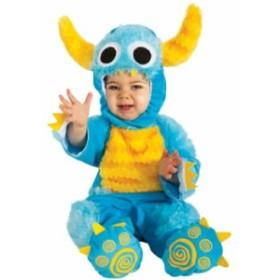 ハロウィン 衣装 子供 コスプレ ベビー モンスター Mr. Monster Costume 885167 仮装 コスチューム