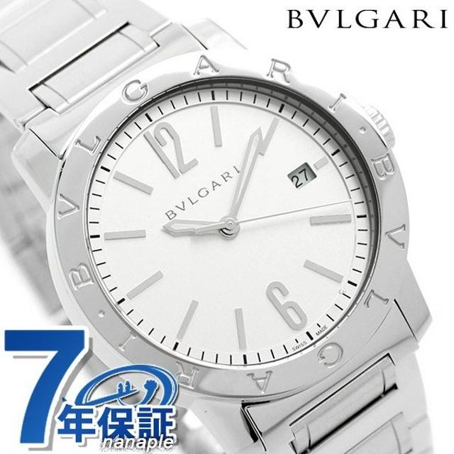 bf1a9e5d211c ブルガリ BVLGARI 時計 ブルガリブルガリ 自動巻き メンズ 腕時計 BB39WSSD シルバー