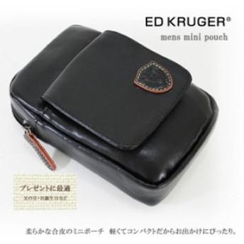 Ed Kruger エドクルーガー ベルトミニポーチ 14-5131 3238332 uno28