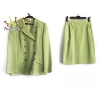 フォクシー FOXEY スカートスーツ サイズ38 M レディース ライトグリーン BOUTIQUE スペシャル特価 20190801