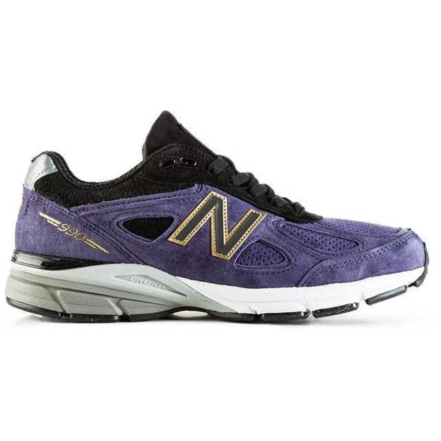 NEW BALANCE M990BP4【MADE IN U.S.A.】 ニューバランス M990BP4 BLACK/WILD INDIGO