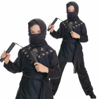 ハロウィン 衣装 子供 コスプレ ニンジャ 881037 忍者衣装 仮装 コスチューム ハロウィンパーティー ハロウイン イベン