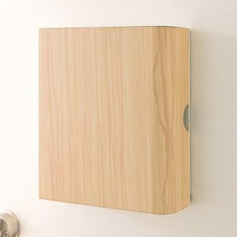 キーボックス TEER ティール 鍵収納 壁面収納 木目調 おしゃれ 代引不可
