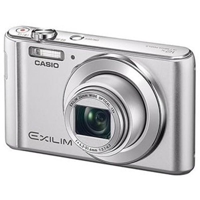 EX-ZS260SR カシオ デジタルカメラ [シルバー] EXILIM