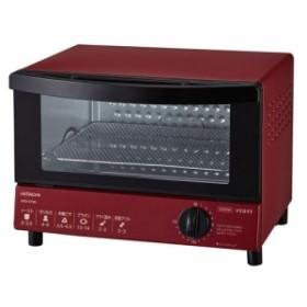 日立 HTO-CT30-R(レッド) オーブントースター 1000W