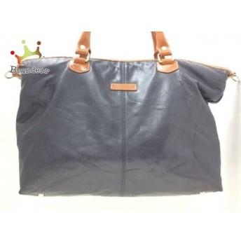 ステファノマーノ STEFANO MANO ハンドバッグ 黒×ブラウン レザー スペシャル特価 20190706【人気】
