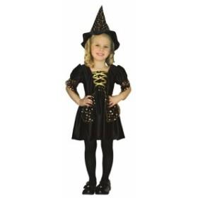 ハロウィン 魔女 衣装 子供 女の子 コスチューム ツゥインクル魔女 仮装 ハロウイン コスプレ イベント
