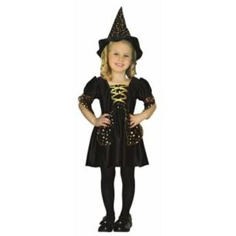送料無料 ハロウィン 魔女 衣装 子供 女の子 コスチューム ツゥインクル魔女 仮装 ハロウイン コスプレ イベント ハロウィー