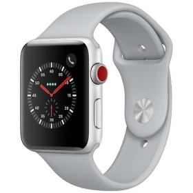Apple Watch Series 3 GPS+Cellularモデル 42mm MQKM2J/A フォッグスポーツバンド 国内正規品