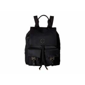 955e1a9608de トリーバーチ バックパック・リュックサック バッグ レディース Tilda Nylon Flap Backpack Black