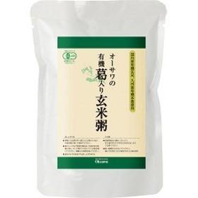オーサワの有機葛入り玄米粥(200g)[ライス・お粥]