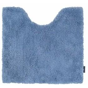MODERNIST モダニスト トイレマット すべりにくい加工 55×60cm ブルー
