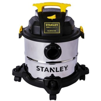 掃除機 業務用 バキュームクリーナー 乾湿両用 掃除機 業務用 乾湿両用掃除機 10点セット 工業用 20L スタンレー スタンレイ 大掃除 1200W Stanley SL18410-5B
