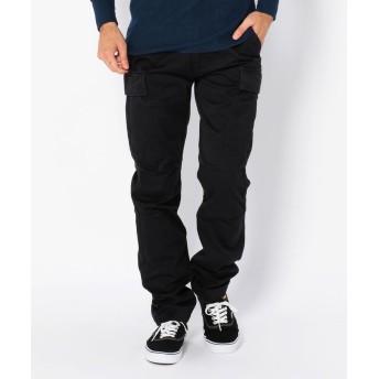 アヴィレックス ファティーグ パンツ (スリムフィット)/ FATIGUE PANTS(SLIMFIT) メンズ BLK XL 【AVIREX】