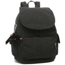 キプリング バッグ KIPLING K15635 J99 CITY PACK S レディース リュック・バックパック 無地 TRUE BLACK 黒